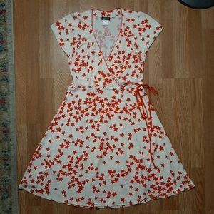 Vintage Sonia by Sonia Rykiel Star Pin-up Dress M